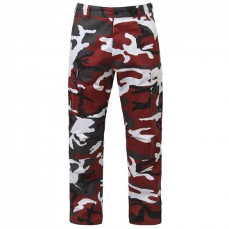 Kalhoty kapsáče RED CAMO Mil-Tec