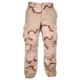 Kalhoty M65 předeprané bavlna Desert3