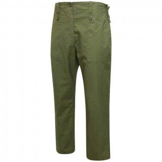 Kalhoty Orig. Britská armáda OLIV