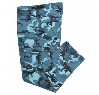 Kalhoty kapsáče SKY BLUE Mil-Tec