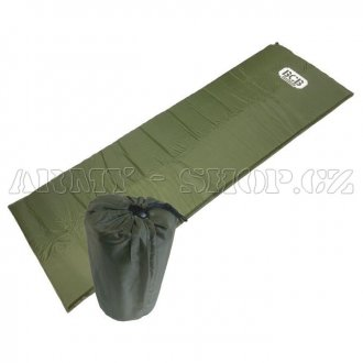 Karimatka BCB SELF INFLATING olive