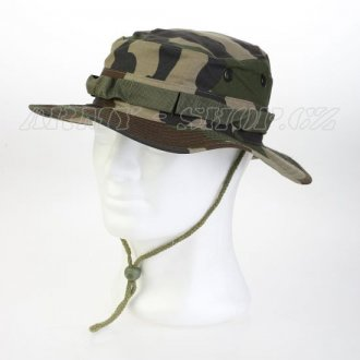 Klobouk JUNGLE RipStop CCE camo