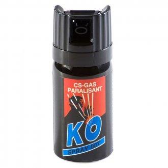 Slzný plyn CS KO-spray 007 40ml