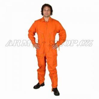 Kombinéza PILOT oranžová