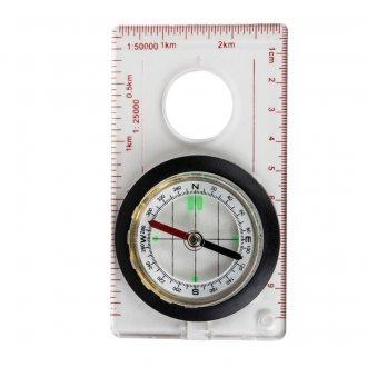 Kompas mapový deluxe - plastový