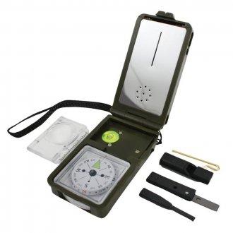 Kompas MULTI MilTec - 10 funkcí