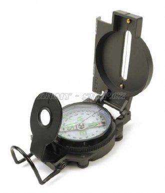 Kompas Army - kovový - olivový
