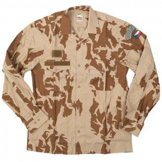 Košile Česká Armáda vz.95 pouštní