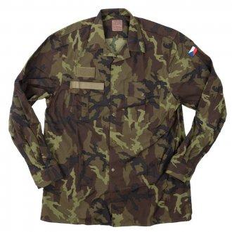 Košile Česká Armáda vz.95 maskáčová