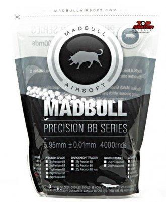 Kuličky BBs MADBULL 0,20g 4000ks