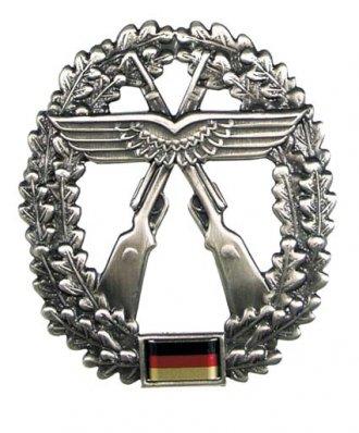 Odznak rozlišovací BW velký - Letecká jednotka