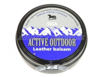 ACTIVE OUTDOOR - Leather balsam