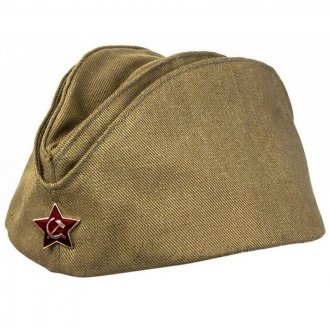 Lodička RUSKÁ original s odznakem