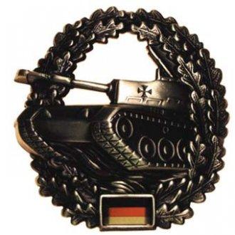 Odznak rozlišovací BW malý - Tankoborník
