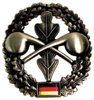 Odznak rozlišovací BW malý - Všeobecná obranná jednotka