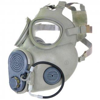 Protiplynová maska M-10M