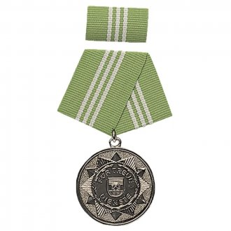 Medaile NVA č.2