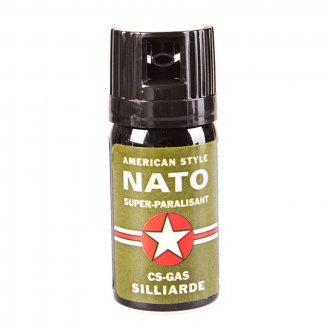 Slzný plyn CS NATO 40ml