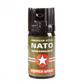 Peřový plyn OC NATO 40ml