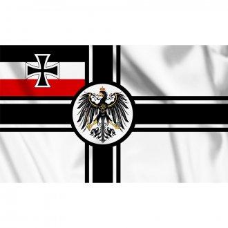 Vlajka Bundeswehr - Námořníci