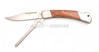 Zavírací nůž Herbertz - s pilkou