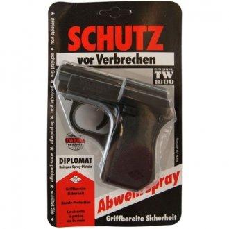 Obranná CS spray pistole TW1000