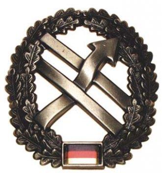 Odznak rozlišovací BW velký - Oddíly  PSV