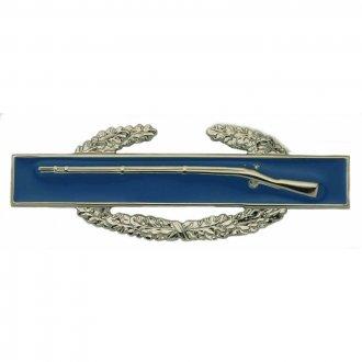 Odznak US infantry Puška barevná