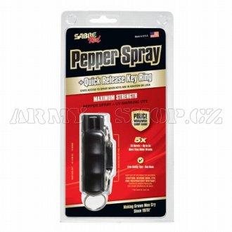 Pepper spray SABRE RED  klíčenka 16ml