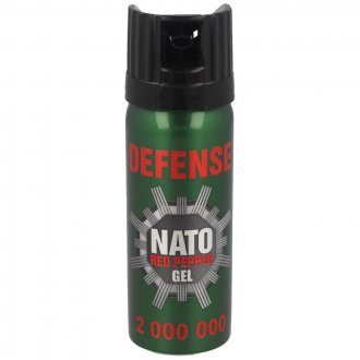 Pepřák DEFENSE NATO GEL 50ml
