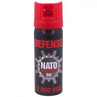 Pepřák DEFENSE NATO GEL clona 50ml černý
