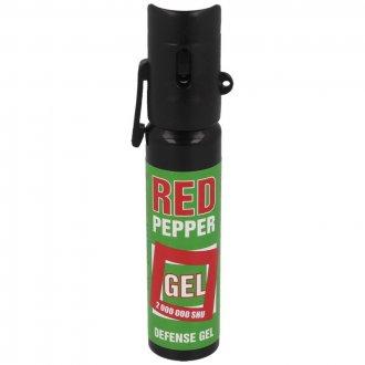 Pepřový sprej RED PEPPER GEL 25ml