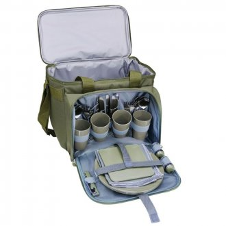 Pikniková taška pro 4 osoby COMMANDO