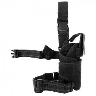 Pouzdro pistolové stehenní CORDURA Mil-Tec černé