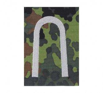 Výložka Bundeswehr  poddůstojník  - barevná