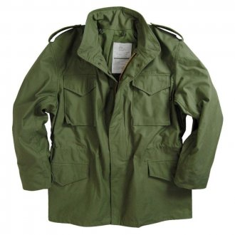 Polní bunda M65 - olivová - US ARMY - nová