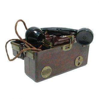 Polní telefón - sluchátko