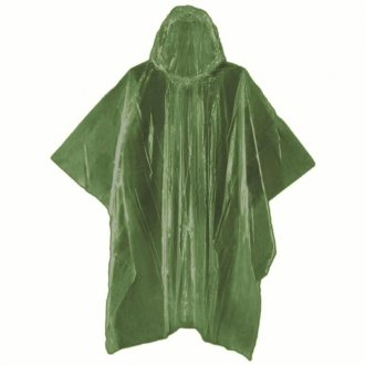 Poncho EMERGENCY rain