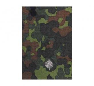 Výložka Bundeswehr  poručík  - barevná