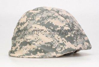 Potah na helmu US type - ACU digital