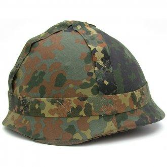 Kamuflážní povlak na helmu - Bundeswehr