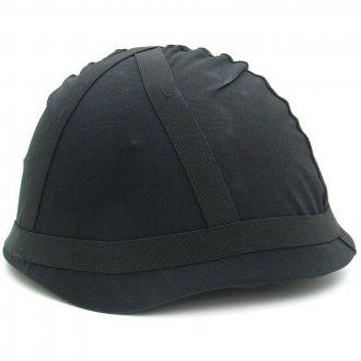 Kamuflážní povlak na helmu ČERNÝ