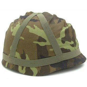 Kamuflážní povlak na helmu vz.95