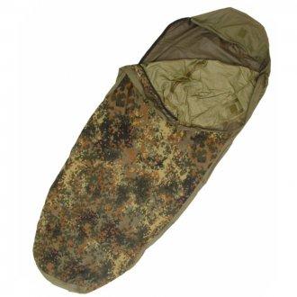 Povlak ECWCS na spací pytel - camo PUNKTARN