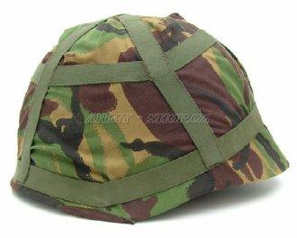 Kamuflážní DPM povlak na helmu - klasika LES