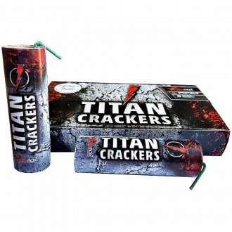 Petrady TITAN CRACKERS 6ks