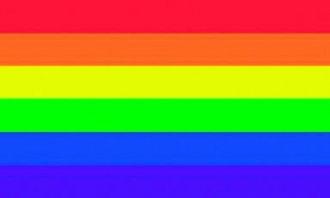 Vlajka Rainbow