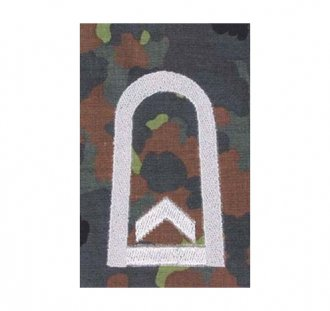 Výložka Bundeswehr  rotmistr  - barevná