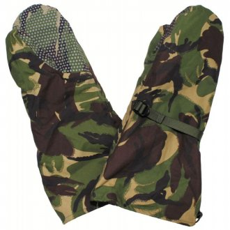 Potah rukavice orig. Brit GTX ECW camo