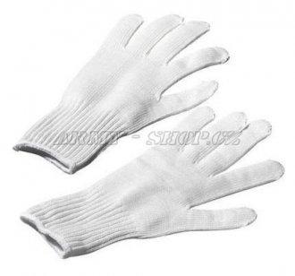 76ff6aefb70 Rukavice zimní - AČR - BÍLÉ - pletené